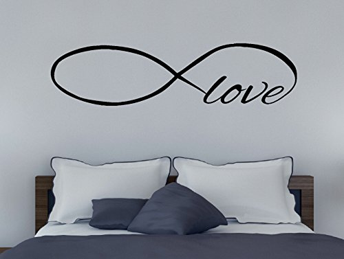 Wall Decor Plus More WDPM3333 Infinity Love Large Wall De...