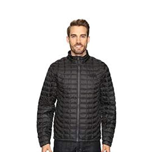 The North Face Men's Thermoball Full Zip Jacket Asphalt Grey Size Large