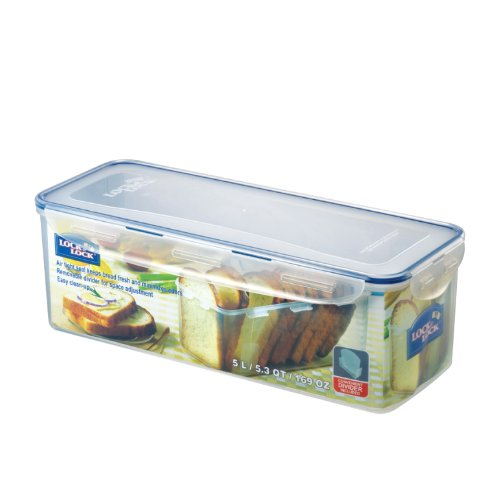 plastic bread container - 1