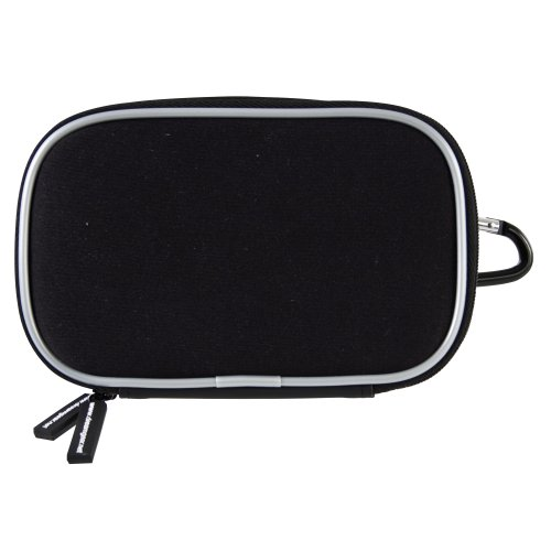 dreamGEAR Nintendo DSi Neo Fit Sleeve Dual (black)