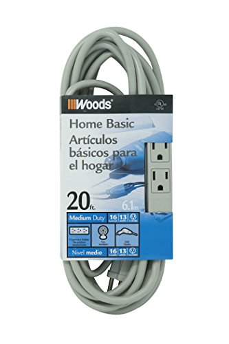 gray extension cord - 4