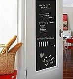 Chalkboard Wall Sticker Blackboard Decor PVC Self