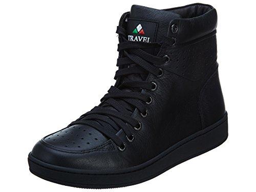 Travel Fox Classic 900 Series Nappa Leather Womens Black