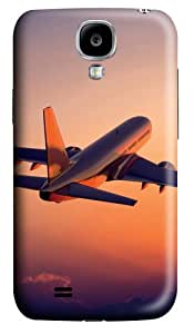 Samsung Galaxy S4 Cases - Towards The Sunset Polycarbonate Hard Case Back Cover for Samsung Galaxy S4/ SIV / I9500