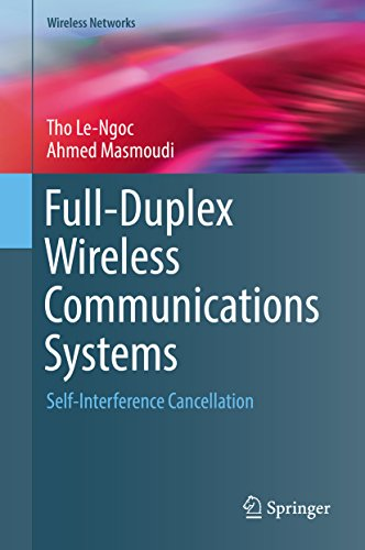 Full-Duplex Wireless Communications Systems: Self-Interference Cancellation (Wireless Networks) Doc