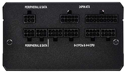 Corsair RM (2019) 650 W 80+ Gold Certified Fully Modular ATX Power Supply
