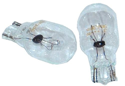 Perko 0338DP2CLR Wedge Base Bulb 12V 9W