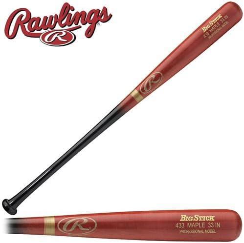 Baseball Bat -3 R318AV Rawlings Big Stick Adult Ash Wood