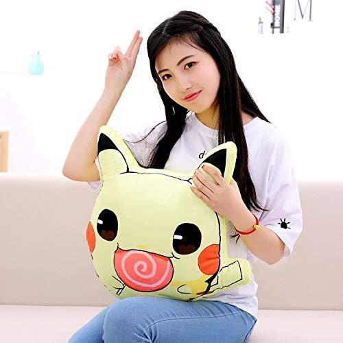 BAONZEN Pokemon Pokemon Pokemon Pikachu Muñeco Almohada ...