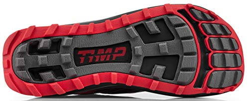 Altra AFM1957F Men's TIMP 1.5 Trail Running Shoe, Red/Gray - 8 D(M) US by Altra (Image #2)
