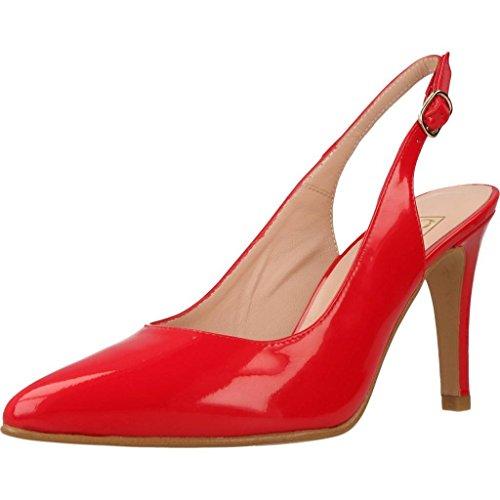 JONI Klassische Pumps, Farbe Rot, Marke, Modell Klassische Pumps 8221 Rot Rot