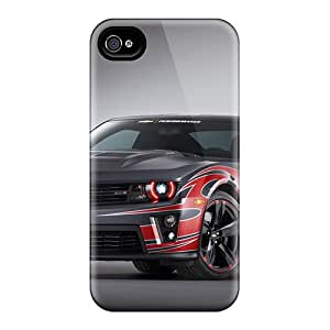New 2012 Chevrolet Camaro Zl1 Tpu Skin Case Compatible With Iphone 4/4s