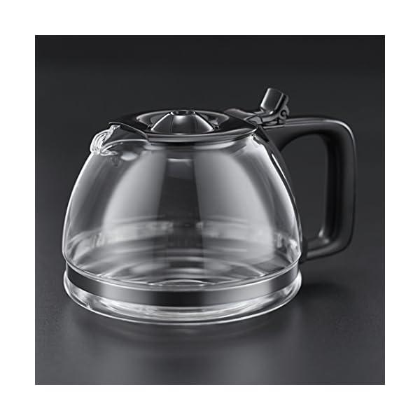 Russell Hobbs 22620-56 Texture Plus Macchina del Caffè, Nero 7