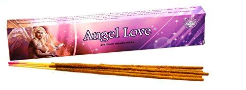 Find Something Different Green Tree Angel Love Masala Incense 12 Sticks -