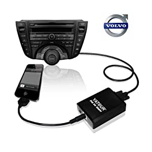 for volvo hu radio series car interface ipod iphone input. Black Bedroom Furniture Sets. Home Design Ideas
