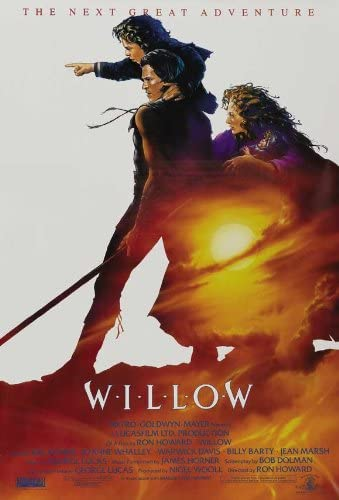 Willow Poster (11 x 17 Inches - 28cm x 44cm) (1988) Style C ...