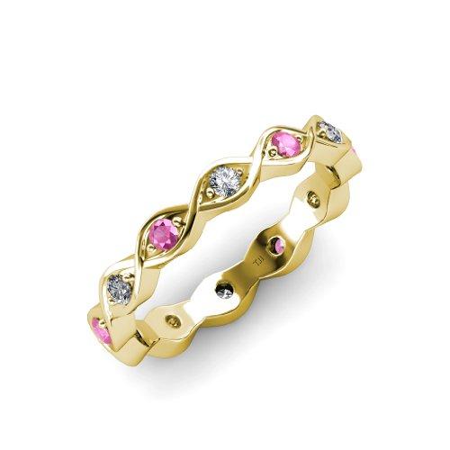 0.28 Ct Pink Diamond - 4