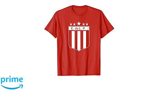 Amazon.com: Estudiantes de la Plata Argentina Camiseta TShirt Jersey: Clothing