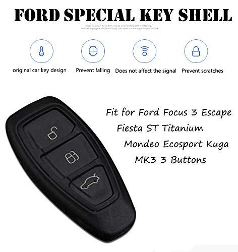 Amazon.com: ontto - Funda para llave de coche con mando a ...