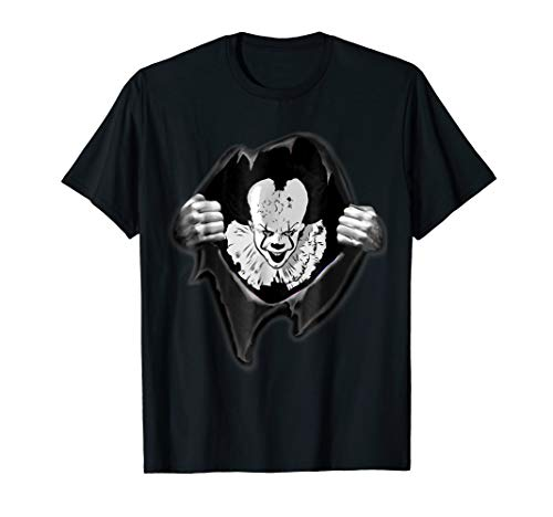 Horror It Vintage Halloween Tshirt ()