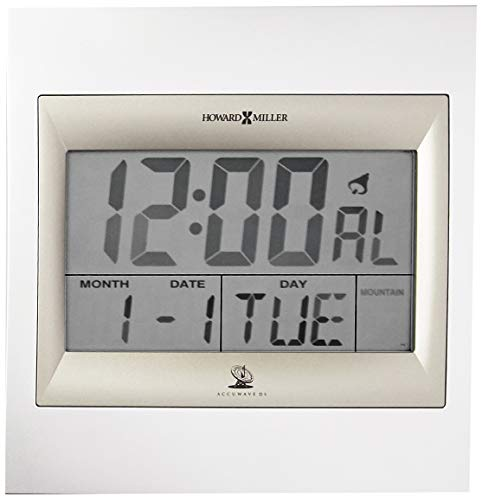 Howard Miller 625-236 Techtime II Wall Clock