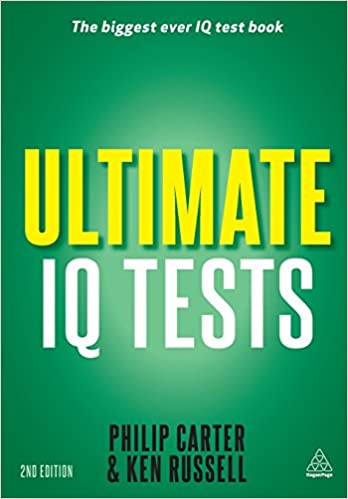 Amazon com: Ultimate IQ Tests: 1000 Practice Test Questions