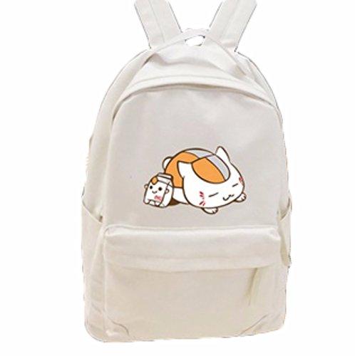 rare Schultertasche Tasche Shoulder Bag Rucksack reisetaschen Zwei Cats Natsume Yuujinchou Book of friend new