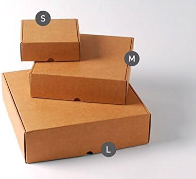 Selfpackaging Caja automontable para envíos Cuadrada Muy ...