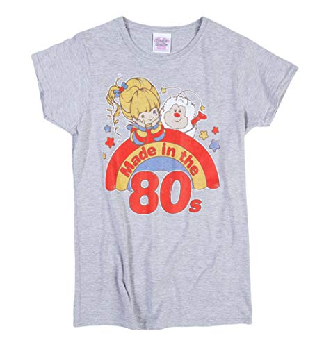 Womens Rainbow Brite Made in The 80s