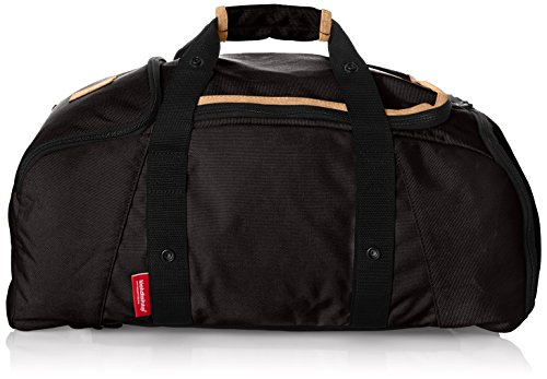 Manhattan Portage Ludlow Convertible Backpack, Black, One Size