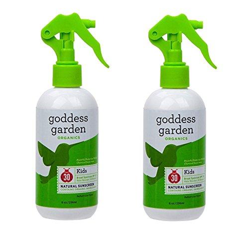 Goddess Garden Natural Sunscreen Trigger
