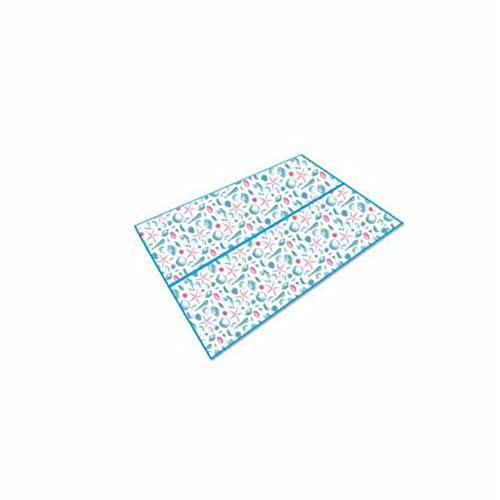 Daeou Taille: 250x150cm Couverture de pique-nique imperméable pique-nique en plein air mat plage pique-nique couverture pliante couverture de camping en plein air