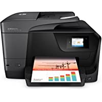 HP OfficeJet 8702 All-in-One Printer with Mobile Printing (Certified Refurbished)