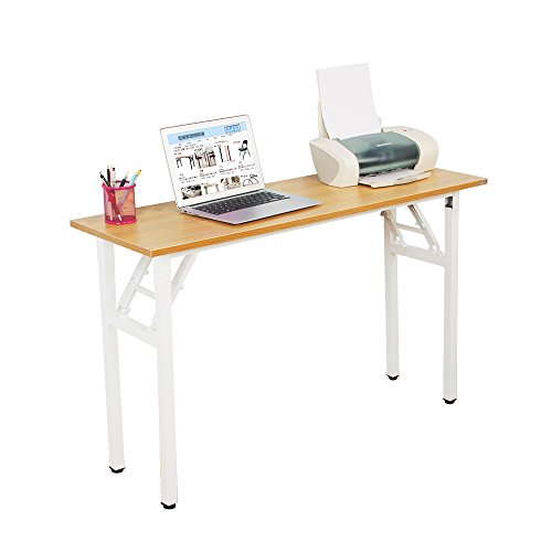 Office Console Table (Need Computer Desk 47L15.7W Computer Table Writing Desk Folding Table Office Desk, AC5BW-40)