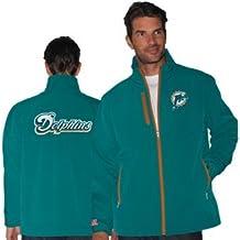 NFL Miami Dolphins Full Zip Softshell Jacket