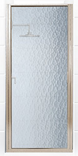 Best continuous hinge shower door