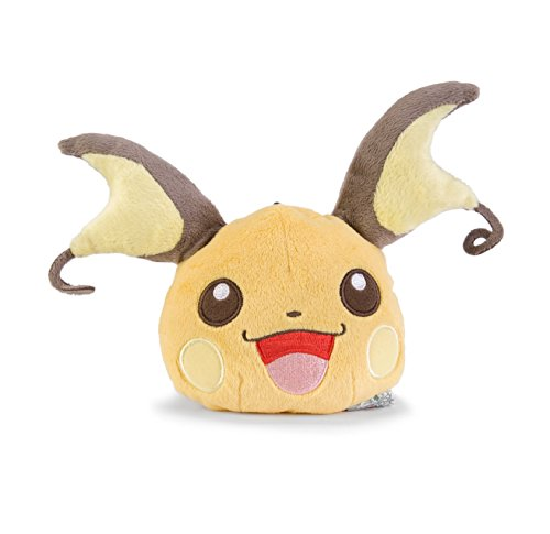 Pokemon I Love Pikachu Raichu Plush ID Pass Case