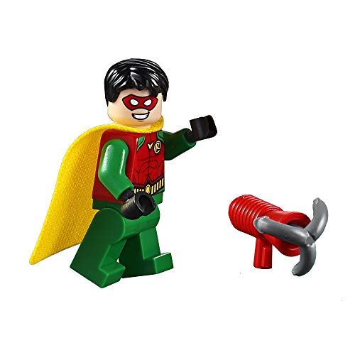 LEGO DC Super Heroes: Batman II MiniFigure - Robin (with Red Mask and Cape) 10753          ()