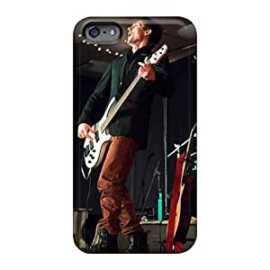 JamieBratt Iphone 6plus Shock Absorbent Hard Cell-phone Cases Allow Personal Design Nice Macbeth Band Pictures [ghT11639lZQK]