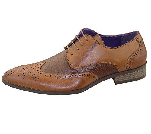 Hombre Zapatos de Cordones para canela katt brand wC6HnxHvX