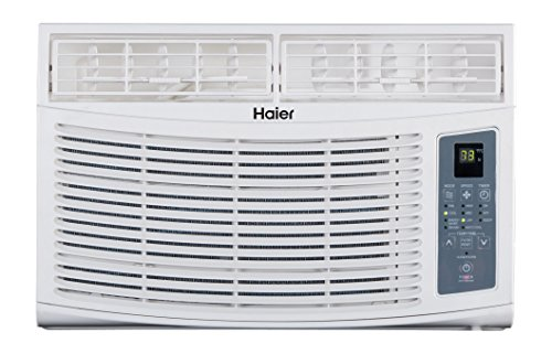 Haier HWR06XCR 6000 BTU Room Air Conditioner
