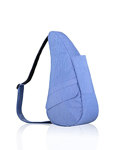 Periwinkle Nylon Healthy Distressed X Tote AmeriBag Bag Small Back zwTfZc1q