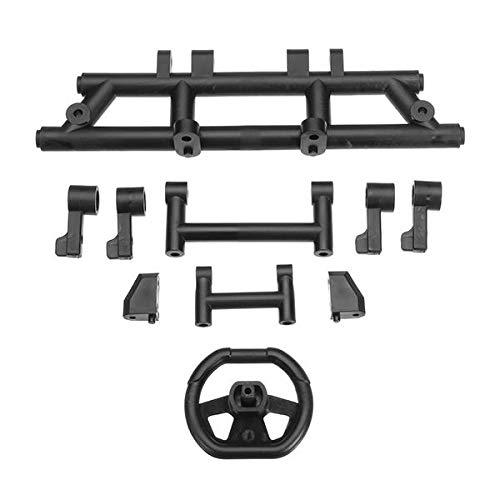 New 1/6 T6 TS045 Servo Retainer+Bumper Braces RC Car Spare Parts