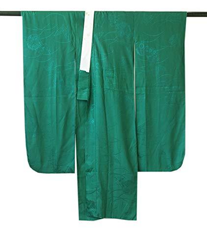 椅子名詞胃博多着物市場 きものしらゆり L 振袖 倫子 長襦袢 正絹 仕立て上り