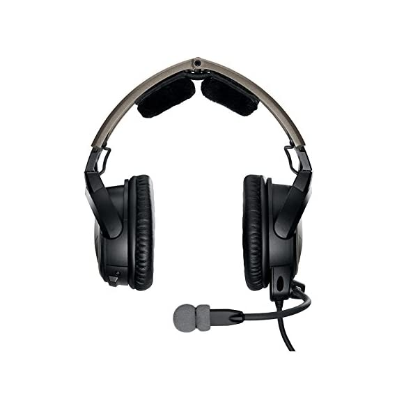 Bose A20 Aviation Headset Plug Cable 5 30% greater active noise reduction than conventional aviation headsets. Connectivity Technology: Wired 30% less clamping force than conventional aviation headsets Clear audio with active equalization