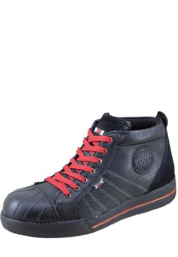 Redbrick Sicherheitsschuhe S3 Sneaker Onyx 38 Schwarz