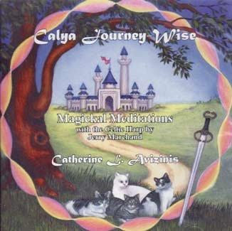 CD: Calya Journey-Wise, Magickal Meditations