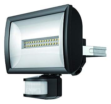 Theben theleda EC20 WH - Foco LED con Detector de Movimiento, Foco, Faro, orientable, 20 W, Negro, 1020814: Amazon.es: Bricolaje y herramientas