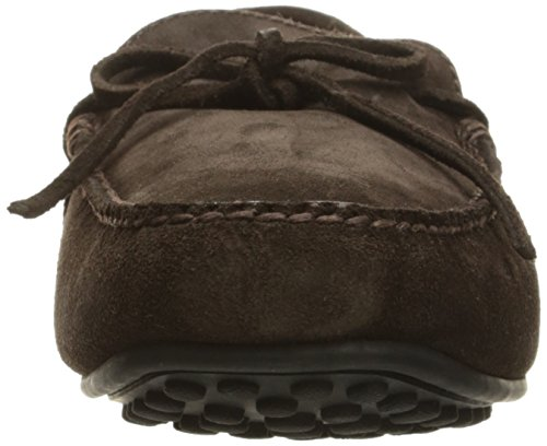 Frye Mens Allen Cravate Slip-on Chocolat Mocassin