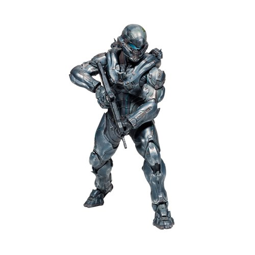 "McFarlane Toys McFarlane Toys Halo 5: Guardians 10"" Spartan Locke Figure (Helmeted Version)"